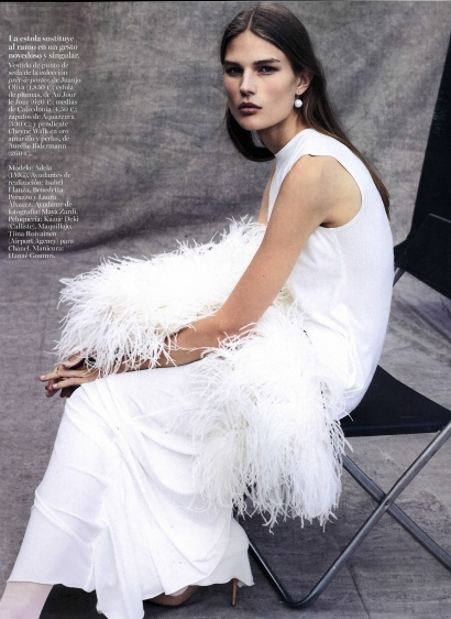 Dormeuses Cheyne Walk XL - Vogue Espagne Mariage