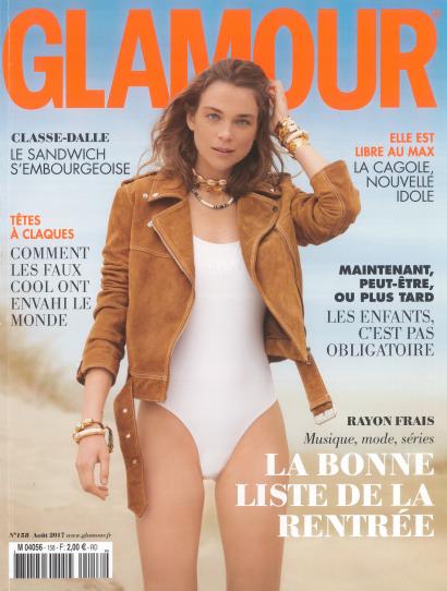 Manchette Tangerine - Glamour France