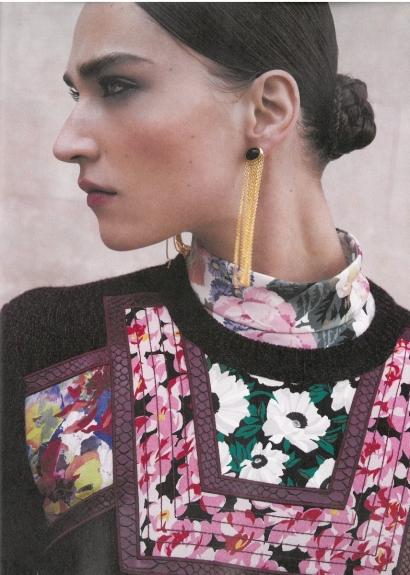 Boucles d'oreilles Bronx - Harper's Bazaar Pays-Bas