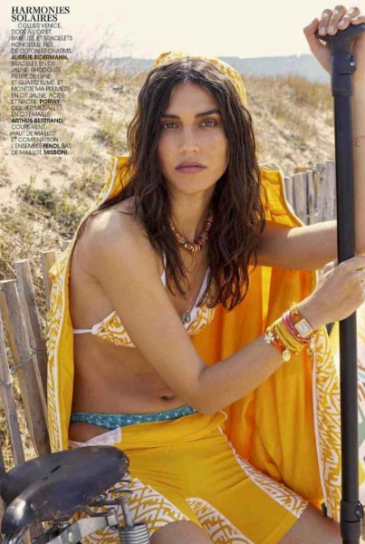 Honolulu Bracelets & Venice necklace - Madame Figaro