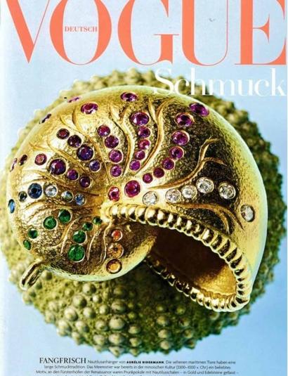 Nautilus-Pendant - Vogue-Germany