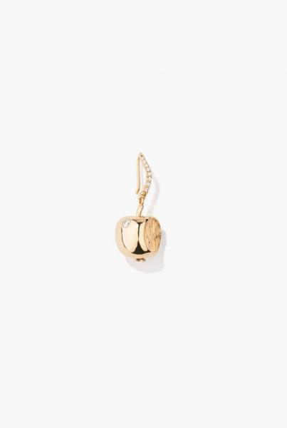 Big Apple earring