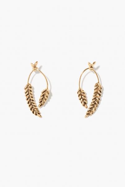 Wheat earrings