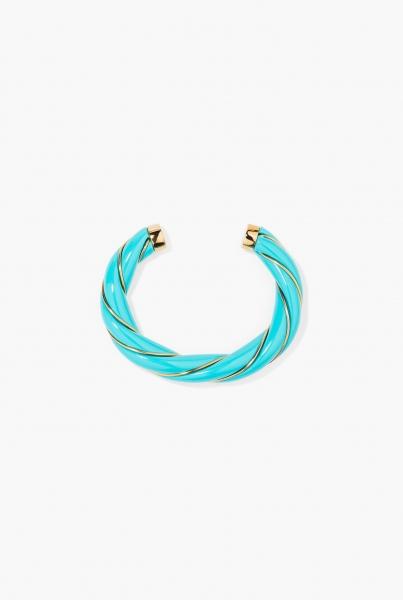 Turquoise Diana bangle