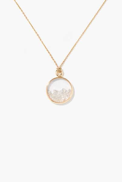 Diamonds Baby Chivor pendant
