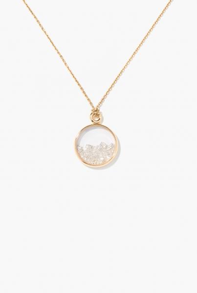 Diamonds Baby Chivor pendant