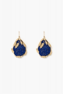 Lapis lazuli Françoise earrings