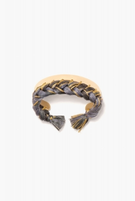 Grey Copacabana bangle