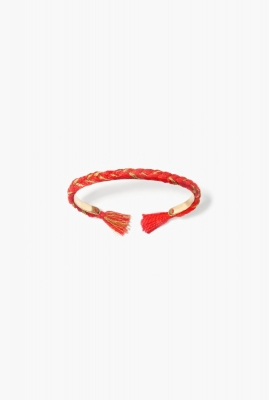 Vermilion Copacabana thin bangle