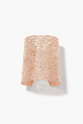 Rose Vintage Lace cuff