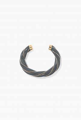 Grey Diana bangle