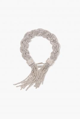 Silver Miki bracelet