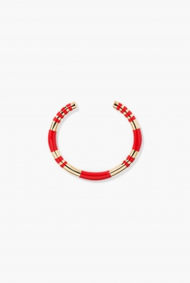 Vermilion Positano bangle