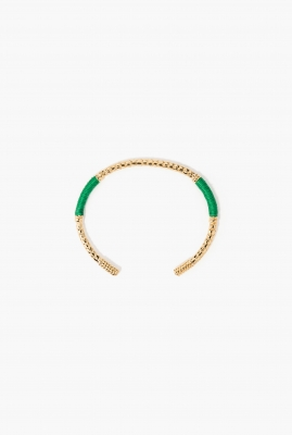 Green emerald Soho bracelet