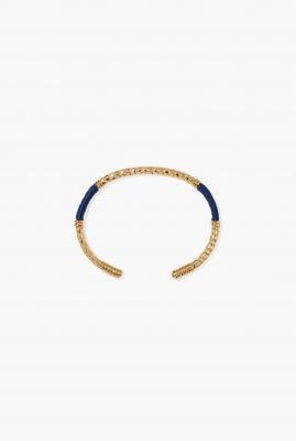 Navy Soho bracelet