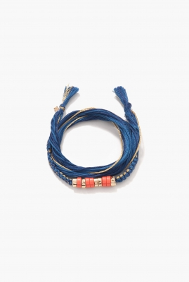 Coral Takayama bracelet