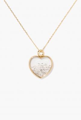 Diamonds heart Chivor