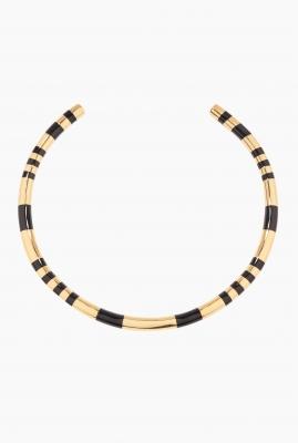 Black Positano necklace