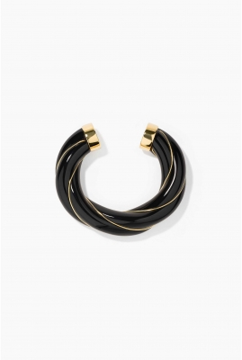 XL black Diana bangle