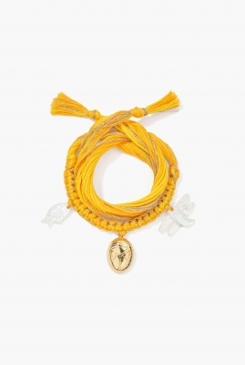 Honolulu yellow Bracelet