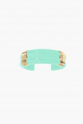 Baby Blue Large Katt bracelet