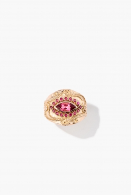 Cachemire Ruby Ring
