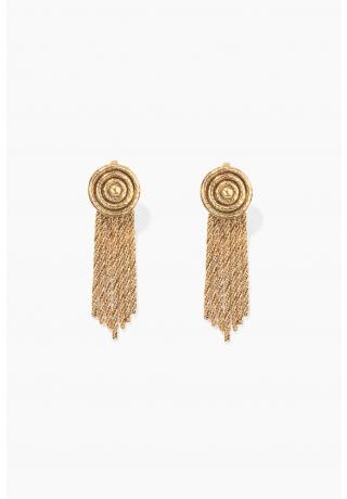 Gaia pendant earrings CLIP